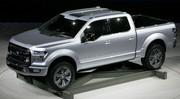 Ford Atlas : le F-150 qui veut s'acheter une conduite