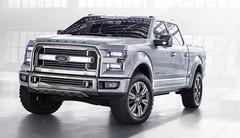 Ford Atlas Concept : la prochaine star