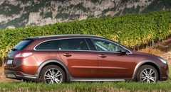 Essai Peugeot 508 RXH : L'hybride en mode baroudeur familial de luxe