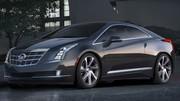 Nouvelle Cadillac ELR présentée à Détroit