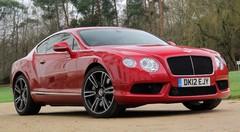 Essai Bentley Continental GT V8 : presque aussi bien qu'avec le W12 !