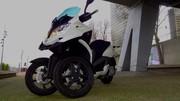 Essai Quadro 3D 350 : l'autre trois-roues italien