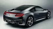 Honda NSX Concept : de nouveaux détails
