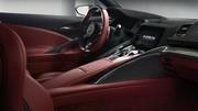 Honda NSX et Urban SUV Concept au salon de Detroit