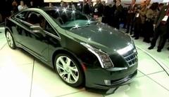 Découverte de la Cadillac ELR au salon de Detroit
