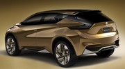 Nissan concept Resonnance : le bon ton