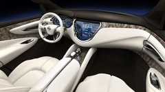 Nissan Resonance : un habitacle en forme de salon VIP
