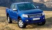 Nouvelle version pour le Ford Ranger