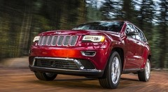Jeep Grand Cherokee restylé : l'Indien se replume
