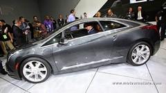 Les rares voitures écologiques au salon de Detroit