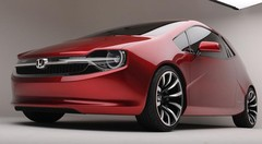Honda Gear Concept : la future Jazz en filigrane ?