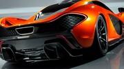 Un KERS pour la McLaren P1