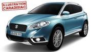 Suzuki S-Cross : à l'assaut des Nissan Qashqai et Peugeot 3008 !