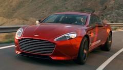Aston Martin Rapide S : Remise à niveau