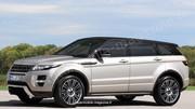 Range Rover Evoque XL : Horizon élargi