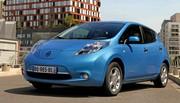 Baisse de prix pour la Nissan Leaf