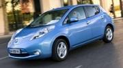 Nissan Leaf : moins 3 000 euros !