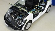 "PSA Peugeot-Citroën ""Hybrid Air"""