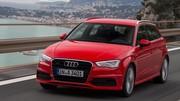 Essai Audi A3 Sportback 1.4 TFSI 140 ch cod : La compacte par essence