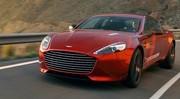 558 chevaux pour l'Aston Martin Rapide S