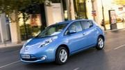 Nissan Leaf, un rabais de 3.000 euros