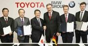 BMW : accord avec Toyota sur la pile à combustible et sur une sportive
