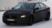 Volvo S60 2013 : premières photos volées