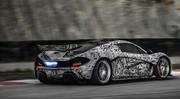 McLaren P1 : elle roule (vidéo)