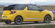 Essai Citroën DS3 Cabrio : découvrable raffinée