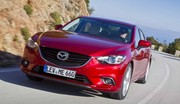 Essai Mazda 6 MY 2013 : Le réveil du soleil levant