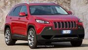 Jeep Cherokee 2013 : Indien plus futé