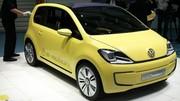 Volkswagen e-Up ! : future adversaire de la Renault Zoé !