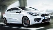 Kia dévoile la sportive pro_cee'd GT