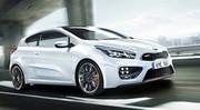 Kia Pro Cee'd GT : premières photos officielles