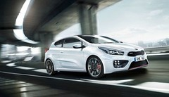 Kia Pro Cee'd GT : prête pour Genève