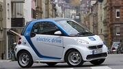 Le service d'autopartage car2go déjà rentable dans 3 villes