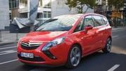 Opel Zafira Tourer BiTurbo : Le monovolume de compèt' !