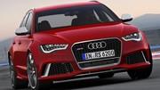 Audi RS6 Avant : une version Plus en développement