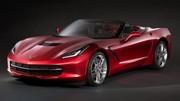 Corvette C7 Stingray Cabriolet : présentation au Salon de Genève ?