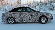 La future Audi S3 cabriolet tricorps !