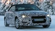 Audi A3 Cabriolet (2014) : premières photos