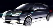 Le SsangYong Rodius facelift sera présenté à Genève