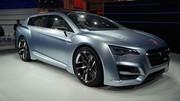 Subaru : un modèle hybride présenté au prochain Salon de New York ?