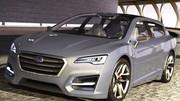 La première Subaru hybride présentée au printemps