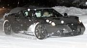 Alfa Romeo 4C 2013 : nouvelles photos scoop