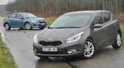 Essai :  Chevrolet Cruze 1.7 VCDi défie la nouvelle Kia Cee'd 1.6 CRDi