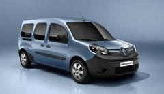Renault Kangoo ZE et Express 2013 : le facelift !