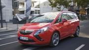 Opel Zafira : le 2.0 CDTI BiTurbo 195 ch arrive au catalogue