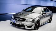 Mercedes C 63 AMG Edition 507 : presque une Black Series