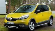 Renault Scénic Xmod : Scénic des champs